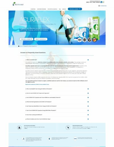 Acuraflex.com FAQ